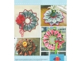 Fold 'n Stitch Wreath – New!