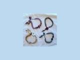 Herringbone Beaded Bracelets