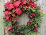 Christmas Wreath/Kissing Ball