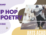 HIP HOP & POETRY: 6th-12th Grade
