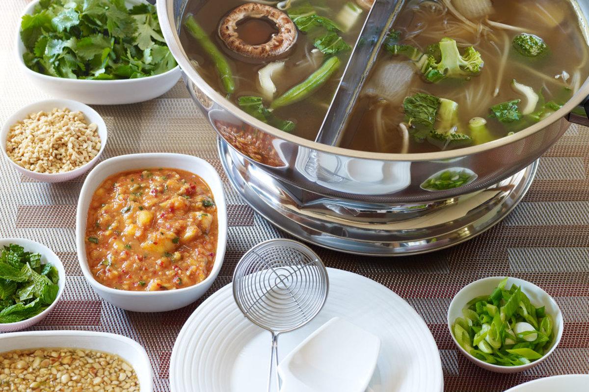 Asian Hotpot