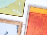 Mounting & Framing Watercolors with Sarah Yeoman (Online Class)