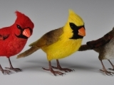 Felting Nature: Birds