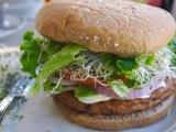 Best Ever Veggie Burger