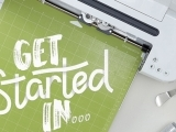 Cricut/Getting Started 2/27