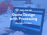 Game Design with Processing (Advanced)