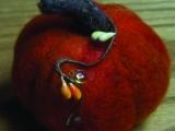 Introduction to Needle Felting-Pumpkin