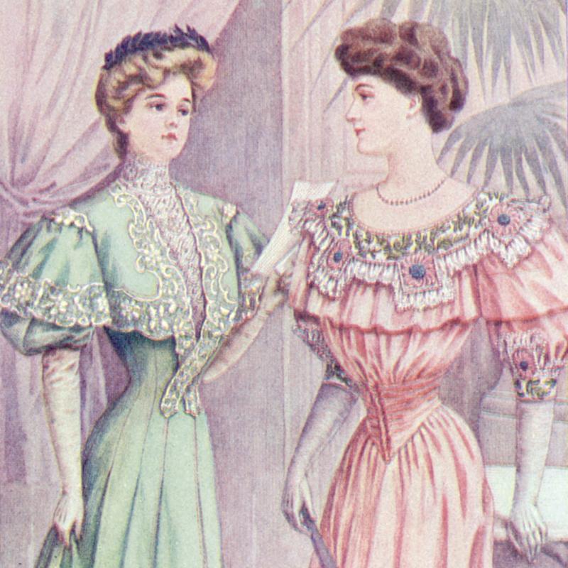 Original source: https://upload.wikimedia.org/wikipedia/commons/7/75/Princess_line_dress_vs_non-Princess_line_dress%2C_September_1905.png