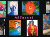 ARTastic! For Younger Kids (Ages 6-8) - Wednesdays