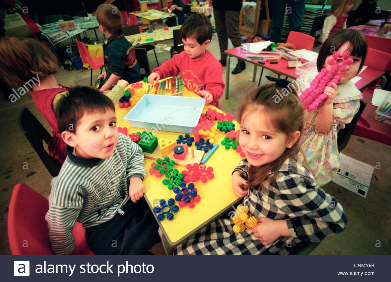Preschool Playgroup Section II