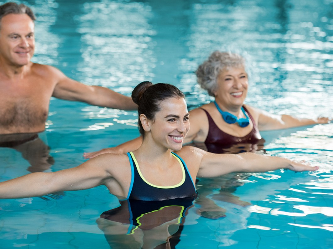 Pilates in the Pool-Session 1