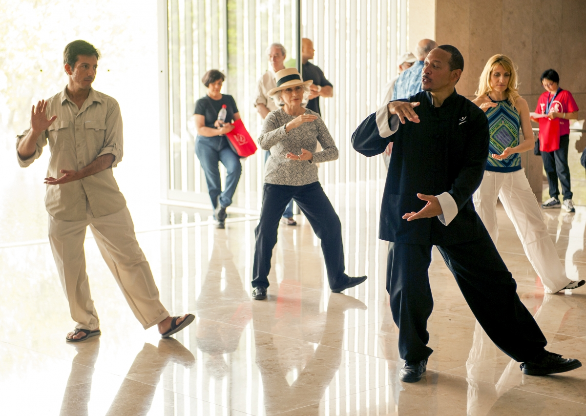 Tai Chi for Arthritis 4/25