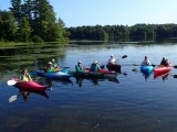 Hobbs Pond Kayaking Adventure
