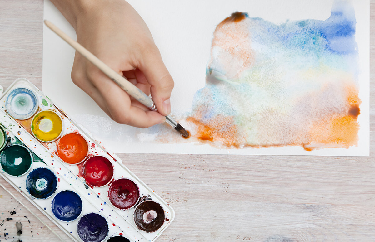 The Basics of Watercolor