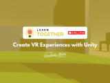 [Online] Create VR Experiences with Unity