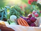 What to do with Your Produce Bounty or CSA Share