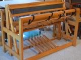 Beginning Floor Loom Weaving