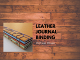 Leather Journal Binding
