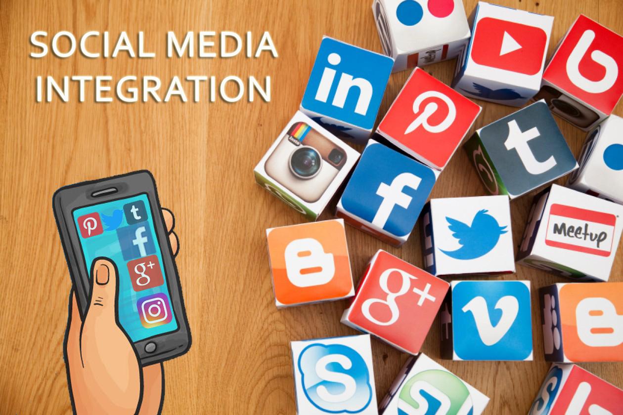 Integrating Social Media in Your Organization 4/1