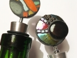Mosaic Wine Stopper