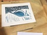 Basic Linoleum Block Printing