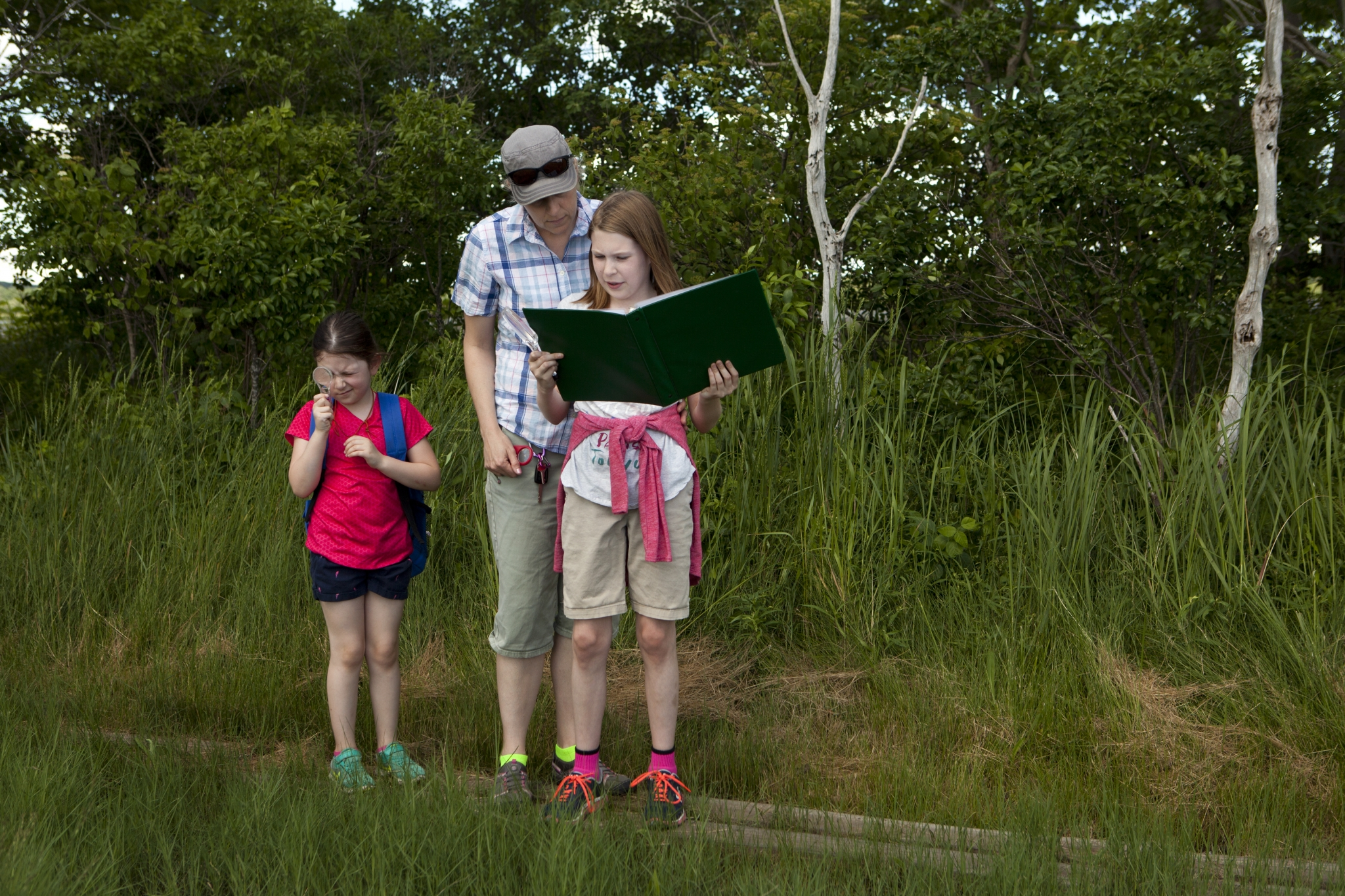 Family Nature Walk: Mummichogs & Marsh Muck
