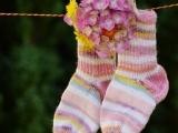 Summer:  Knitting!