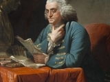 Picturing Benjamin Franklin (ONLINE) IN 651EB_ON