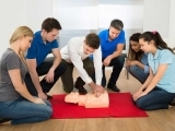 Adult and Pediatric Heartsaver - CPR with A.E.D. Certification - Session I