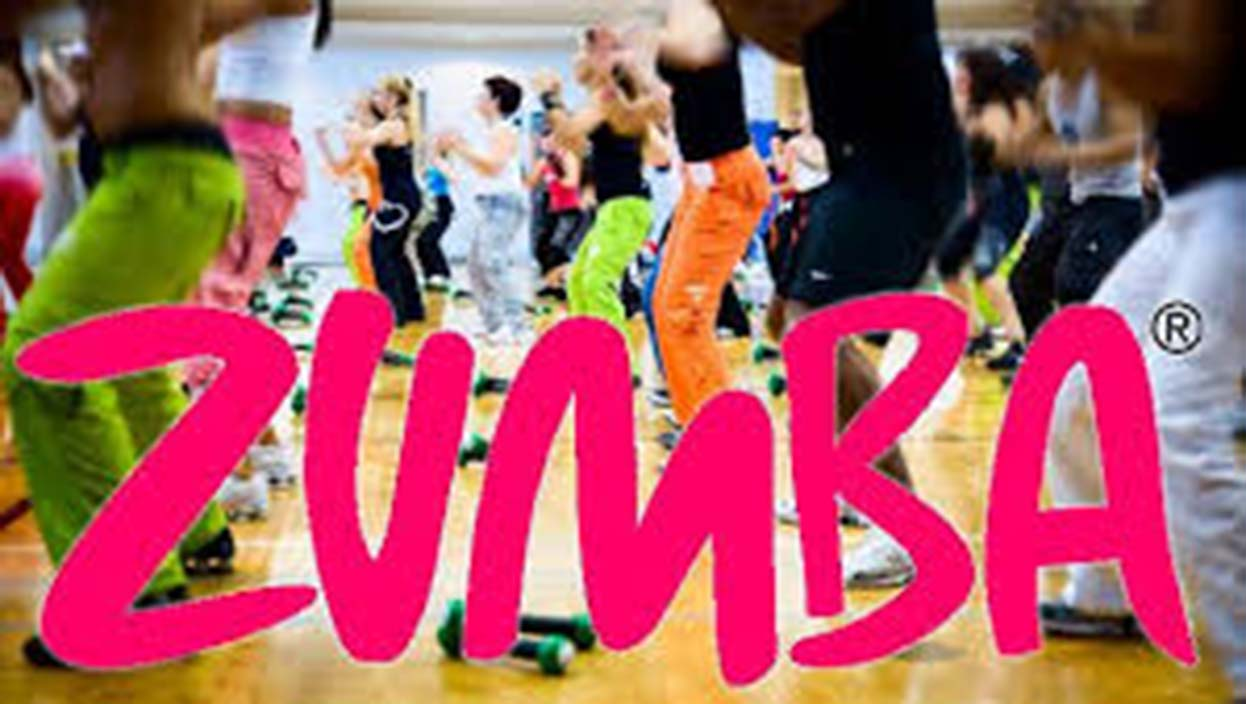 Zumba® Fitness Session 1
