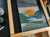 Introduction to Tapestry Weaving: Live Online