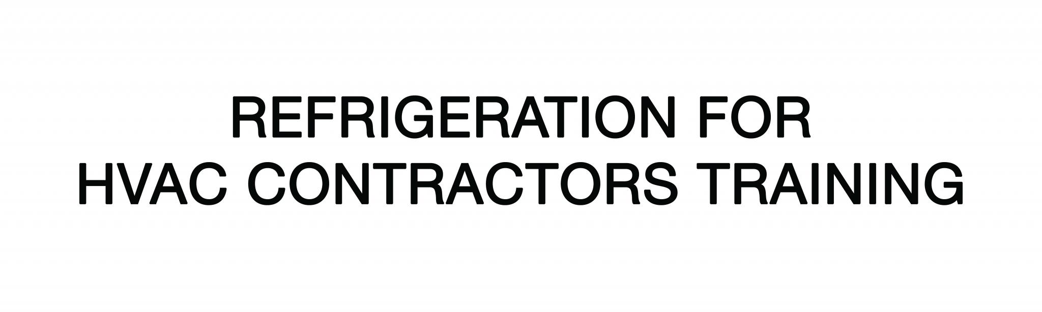 Refrigeration for HVAC Contractors Training - Omaha