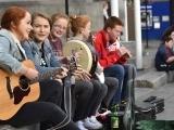 Traditional Irish Music Ensemble (Session) Playing