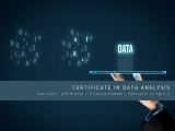 Certificate in Data Analysis: 3 Course Bundle