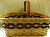 Farmer's Market Shopper Basket