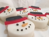 Christmas Soap Shaping Class