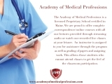 Academy of Medical Professions - online W18