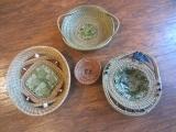 Pine Needle Basketry