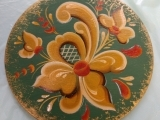 Introduction to Rosemaling: Basic Equipment and Painting Skills: Live Online