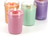 Candle Making with Essential Oils