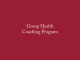 Group Health Coaching 0911