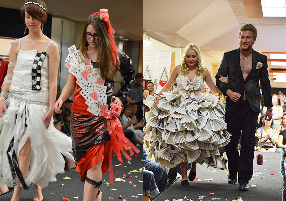 SAGE Trash to Fashion: Create your Entry