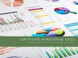 Certificate in Mastering Excel: 3 Course Bundle