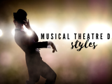 Musical Theatre Dance: Styles - 8 Sessions