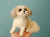 Darling Needle Felted Animals