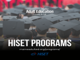 HiSET Preparation Learning Lab