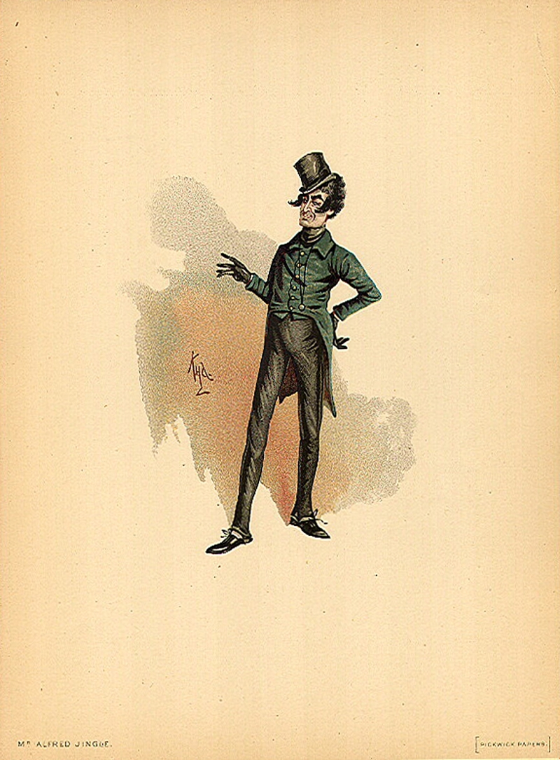 Original source: https://upload.wikimedia.org/wikipedia/commons/b/b1/Mr_Jingle_1889_Dickens_The_Pickwick_Papers_character_by_Kyd_%28Joseph_Clayton_Clarke%29.jpg