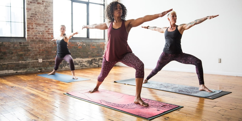 Gentle Yoga Level 2 - SAT ACH