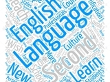 ESOL - English as a Second Language