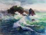 Wonderful Watercolor Painting @ YACE